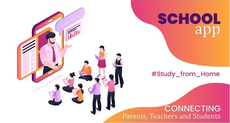 school app covid-19 blog