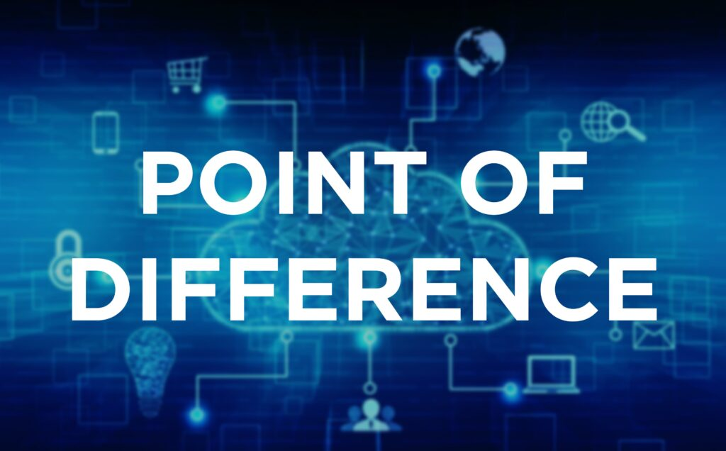 Point of Difference